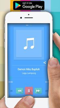 Lagu Daerah Lampung Lengkap screenshot 2
