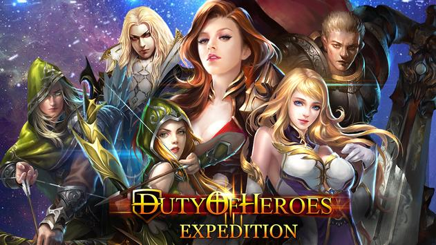 Duty of Heroes -  Expedition apk screenshot