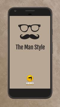 The Man Style – Add Beard/Hair poster