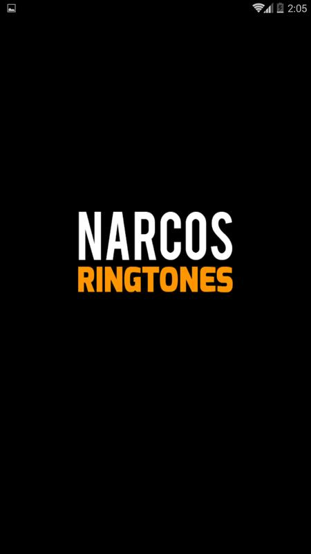 narcos song ringtone high quality