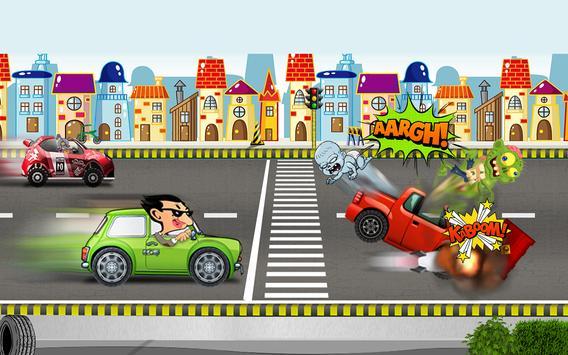 Super 3 Hero Road Racing apk screenshot