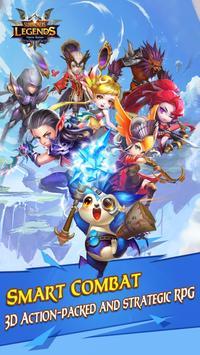 Summoners Legends poster