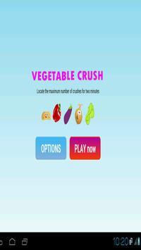 vegetable crush fruite 2017 screenshot 1