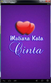 Mutiara Kata Cinta poster