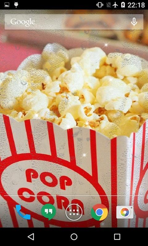 Popcorn Wallpaper Free For Android Apk Download
