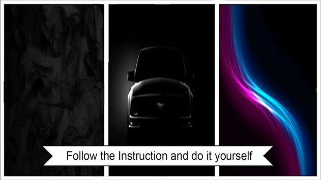 Black Wallpaper AMOLED Dark Background Darkify screenshot 2