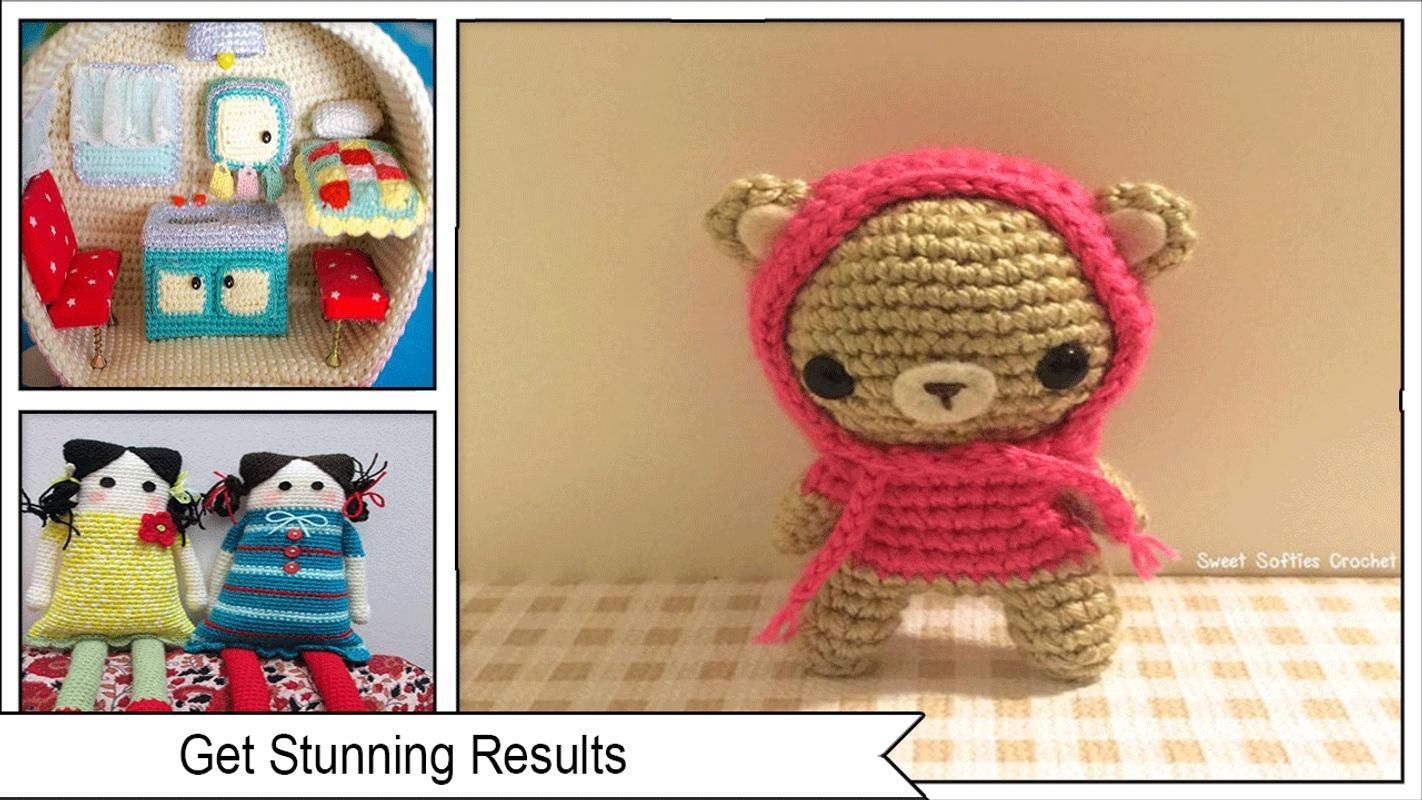 Cuttest Crochet Caravan Tutorial APK تحميل - مجاني فن وتصميم تطبيق ...