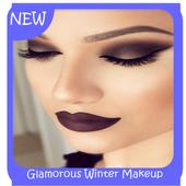 Glamorous Winter Makeup Looks icon