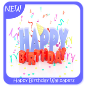 Happy Birthday Wallpapers icon