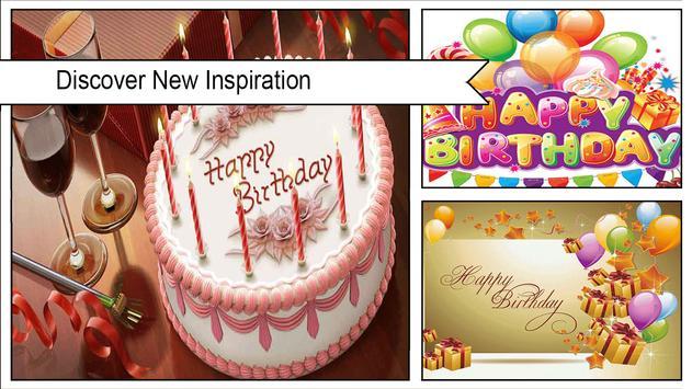 Happy Birthday Wallpapers apk screenshot