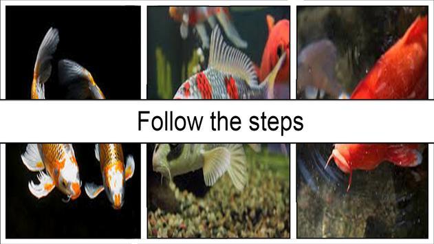 Koi Fish Wallpaper 3D screenshot 3