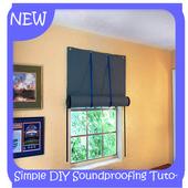 Simple DIY Soundproofing Tutorial icon
