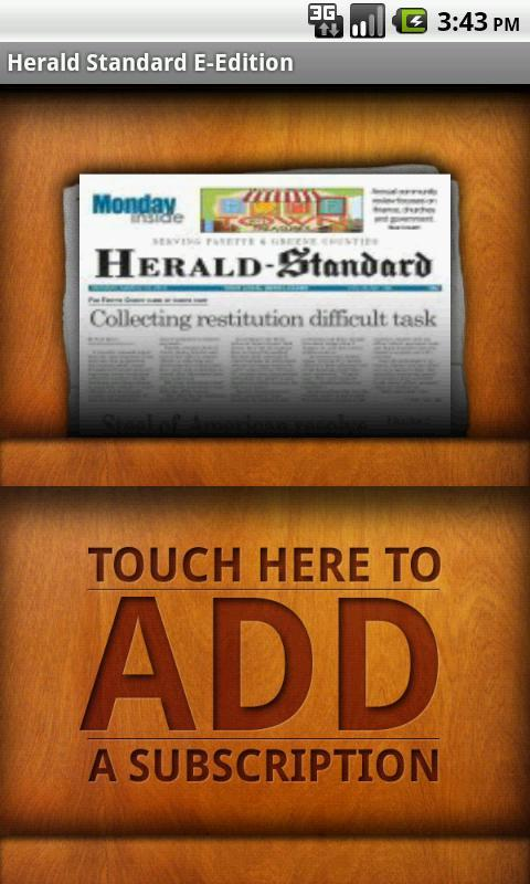 Herald Standard e-Edition for Android - APK Download
