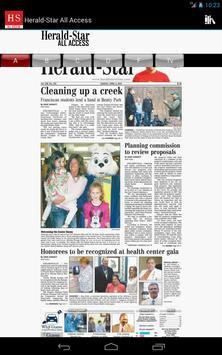 Herald-Star All Access apk screenshot