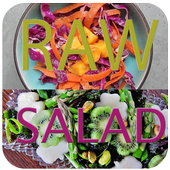 Raw Food Vegan - Salad icon