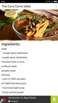 Raw Food Vegan - Salad apk screenshot