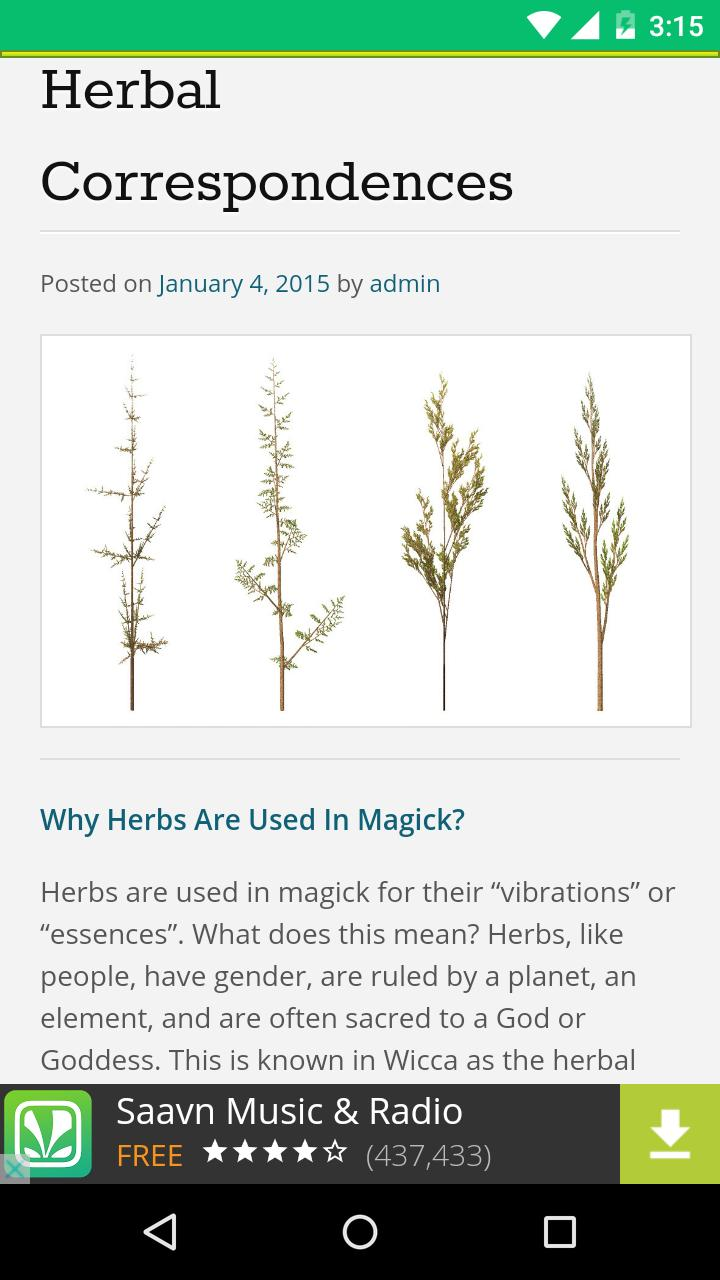 81 Herbs Healing and Magick for Android - APK Download