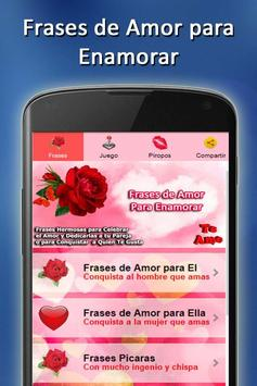 Frases De Amor Para Enamorar For Android Apk Download