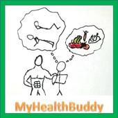 My Health Buddy Free icon
