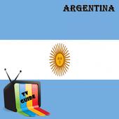 Argentina TV GUIDE icon