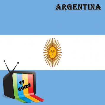Argentina TV GUIDE poster