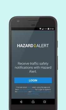 Hazard Alert 海报