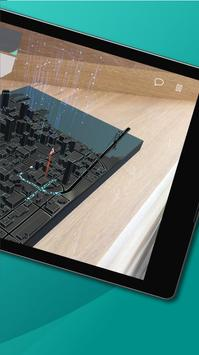 HERE AR City Model 截图 3