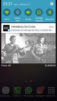 Herederos De Cristo apk screenshot