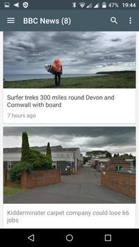 Hereford free news screenshot 1
