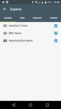 Hereford free news screenshot 4