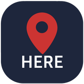 Free Here Maps Offline Guide icon