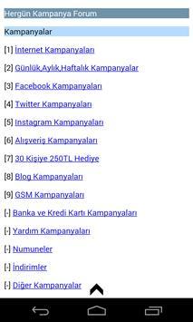 Kampanya Forum apk screenshot