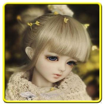 Cuted Wallpapers Doll poster