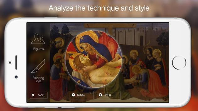 Fra Angelico - the painting screenshot 2