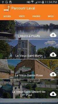 Parcourir Laval screenshot 3