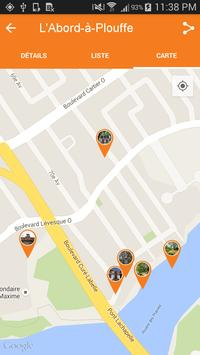 Parcourir Laval screenshot 4