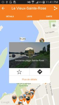 Parcourir Laval screenshot 5