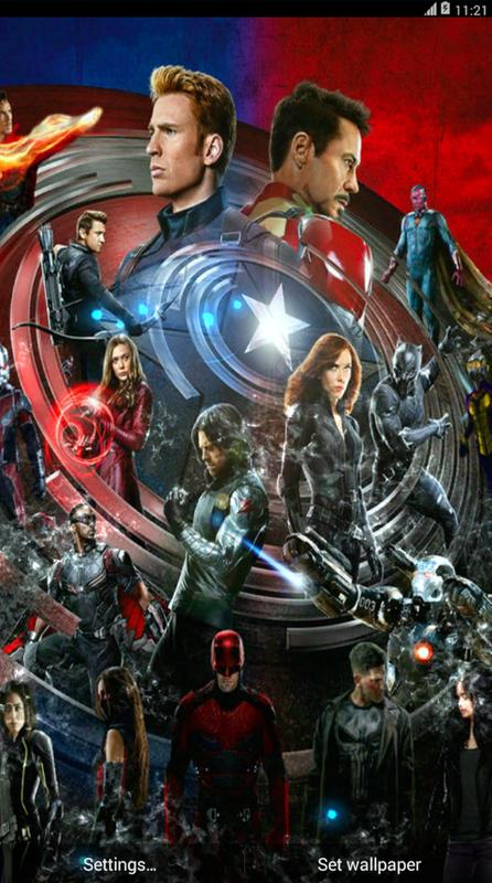 Avengers Infinity War Live Wallpaper Hd For Android Apk Download