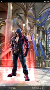 Jin Kazama Live Wallpaper 3d For Android Apk Download