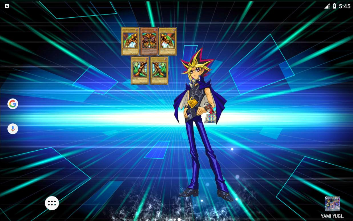 Yami Yugi Live Wallpaper 3d For Android Apk Download