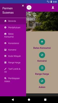 Pemeriksaan SUSENAS screenshot 1