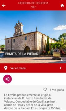 Herrera de Pisuerga apk screenshot