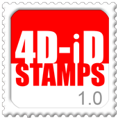 4D-iD Stamps icon