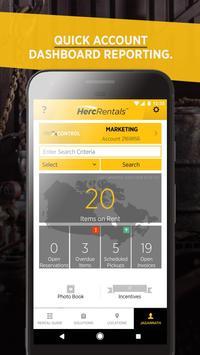 Herc Rentals screenshot 4