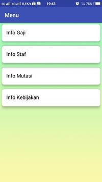 myInfo screenshot 1