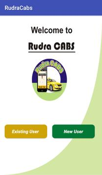 Rudra Cabs poster