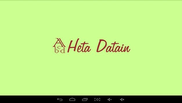 HetaDataIn ETS apk screenshot