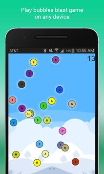 Bubbles Blast screenshot 1