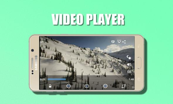 HEVC Video Player H.265 poster