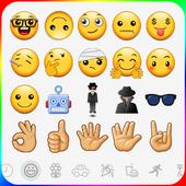 New Color Emoji for Galaxy icon